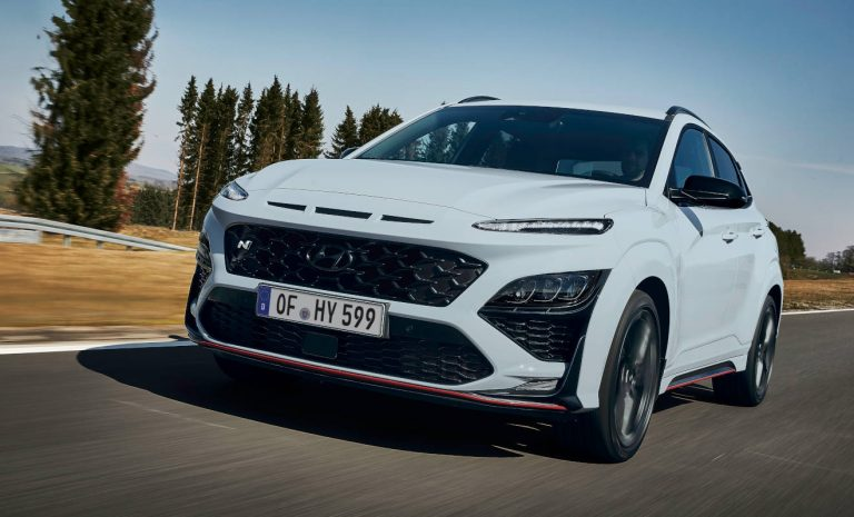 Hyundai Kona N: Hoch. Leistung. Sport