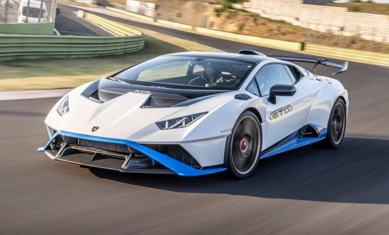 Lamborghini Huracan STO: Granate mit Papieren