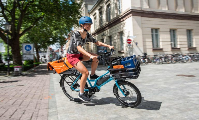 Loden One: Cargo-Bikes können auch handlich sein