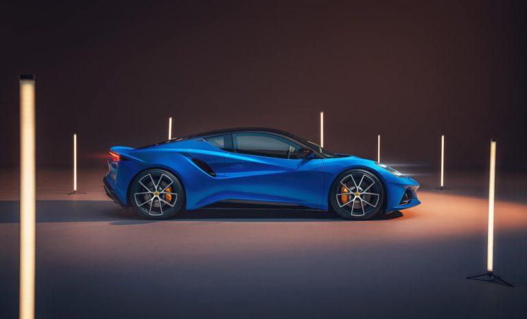 Lotus Emira: Sportwagen mit bis zu 400 PS