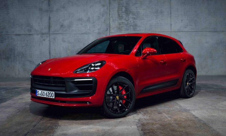Porsche Macan: Mehr Leistung nach Facelift