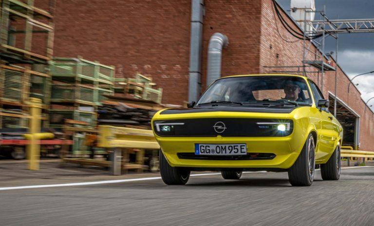 Opel Manta GSe: Ein Neoklassiker begeistert