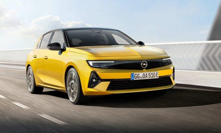 Neuer Opel Astra: Sportlicher, cooler, elektrisch