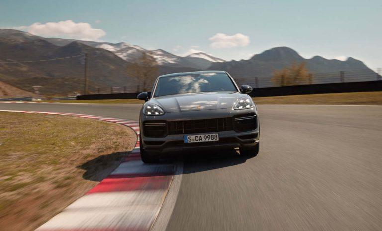 Porsche Cayenne GT: Luxus-SUV mit 640 PS