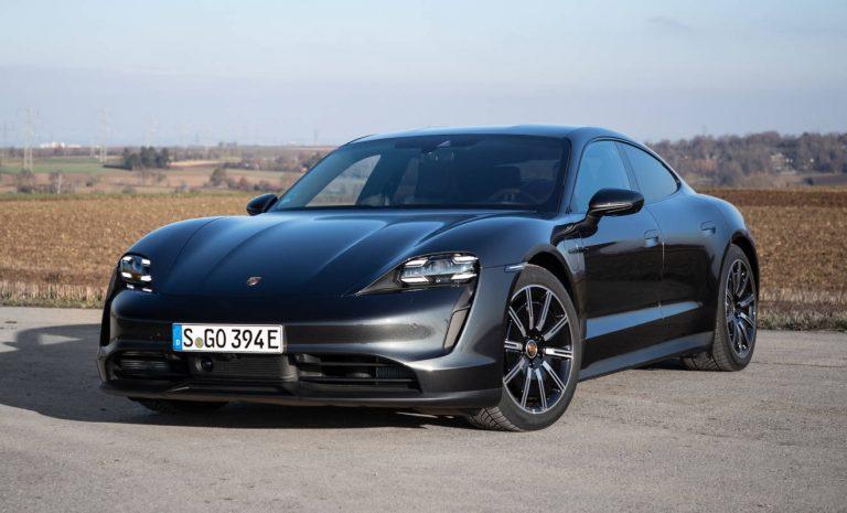 Porsche Taycan: Sport und Spaß mit Strom