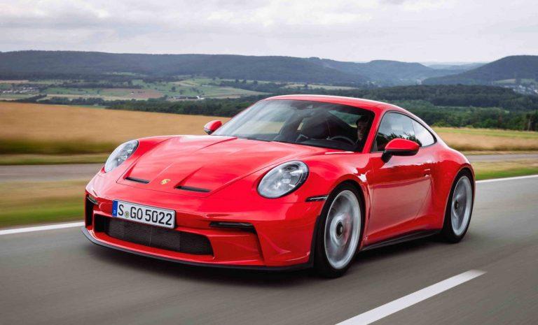 Porsche 911 GT3 Touring: Beflügelt auch ohne Spoiler