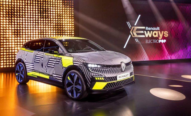 Renault: Bis 2030 fast komplett elektrisch