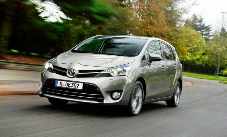 Toyota Verso: Alles solide – bis auf das Licht