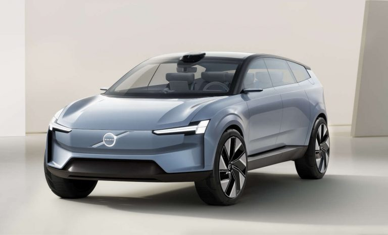Volvo Concept Recharge: Neue Freiheiten