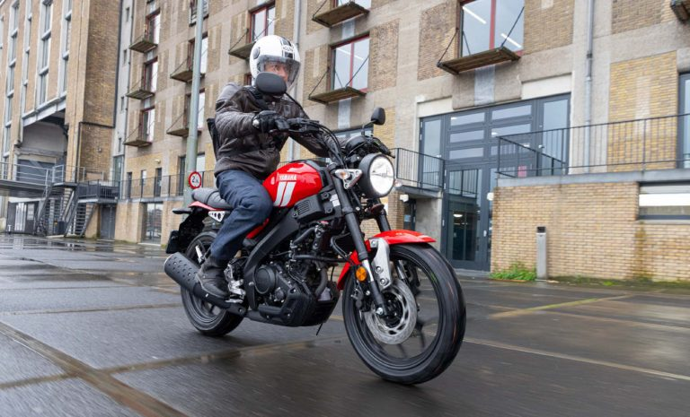 Yamaha XSR 125: Mit Retro-Style zum Erfolg