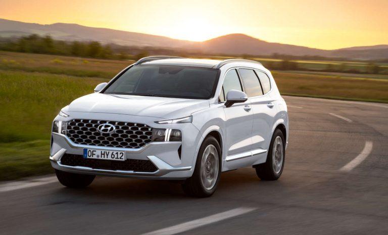 Hyundai Santa Fe: Starker Auftritt als Vollhybrid