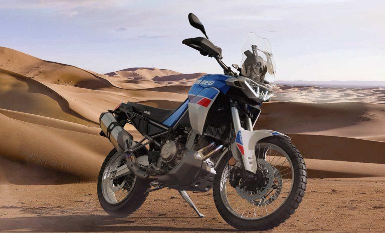 Aprilia Tuareg 660: Ab ins Gelände