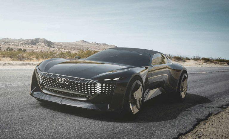 Audi Skysphere: Ein Auto für die Zukunft?