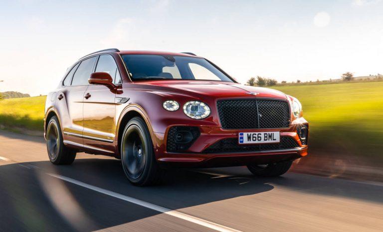 Bentley Bentayga Hybrid: Luxus auf die leise Art