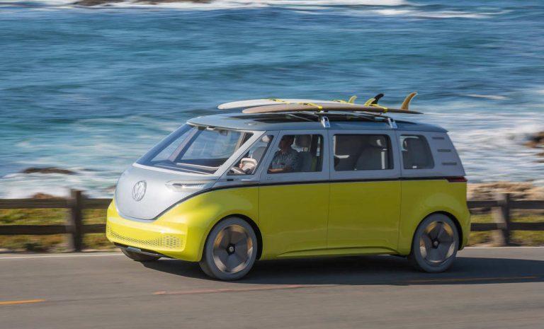 VW Bulli: Auf neuer Plattform in die Zukunft