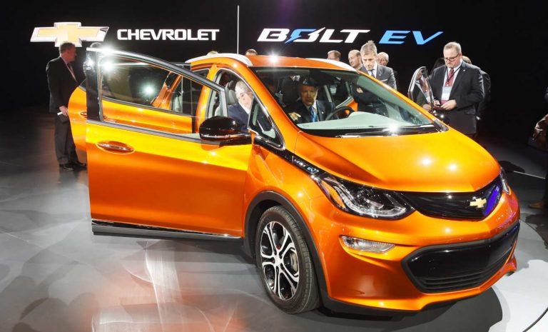 GM ruft weltweit alle Chevrolet Bolt EV zurück