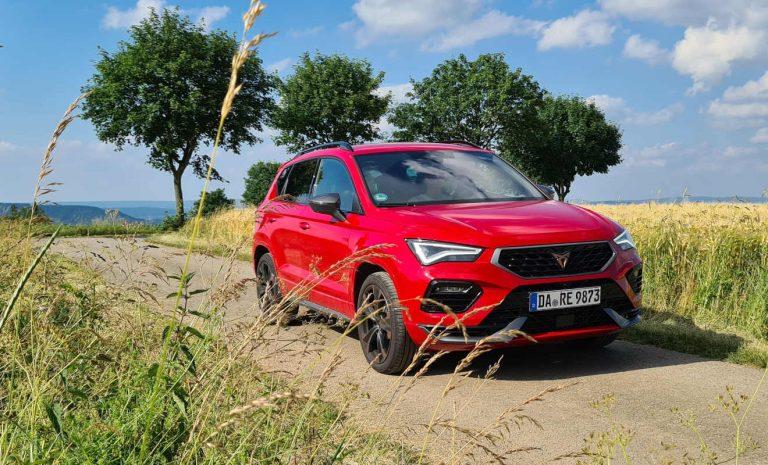 Cupra Ateca: Kompakt-SUV mit Rennqualitäten