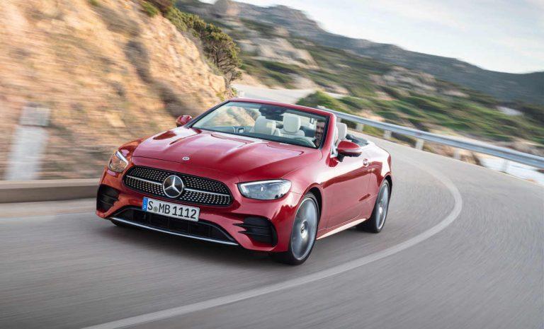 Mercedes E 450 4Matic: Für Fans sportlicher Cabrios