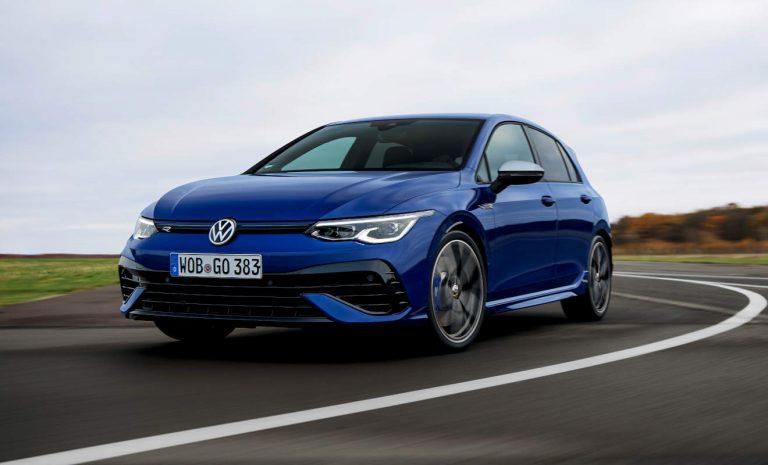 VW Golf R: Macht auch abseits der Rennstrecke Spaß
