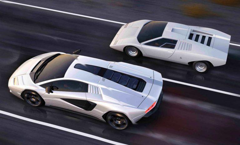 Lamborghini Countach: Eine Ikone kehrt zurück