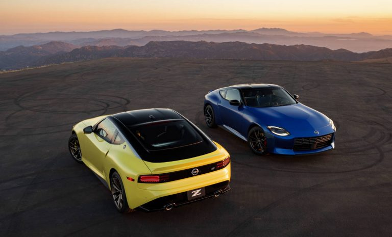 Nissan Z: Sportwagen neu aufgelegt