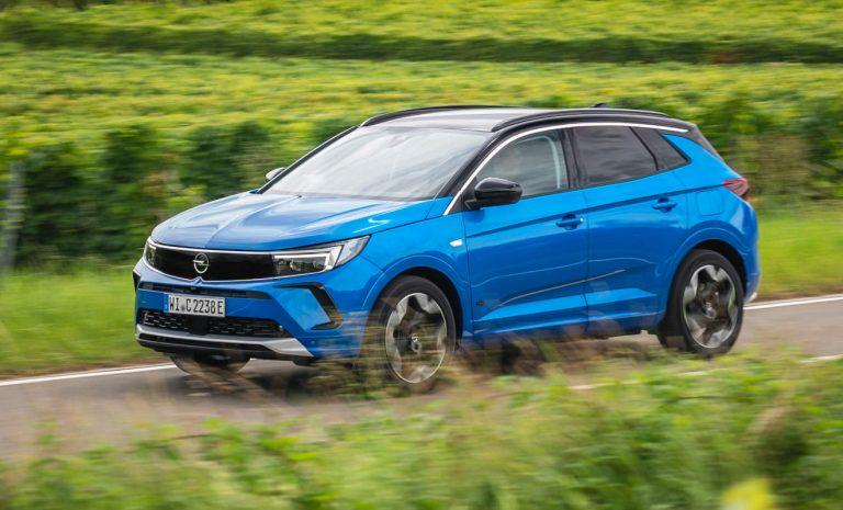 Opel Grandland: Mehr Reichweite für den Hybrid