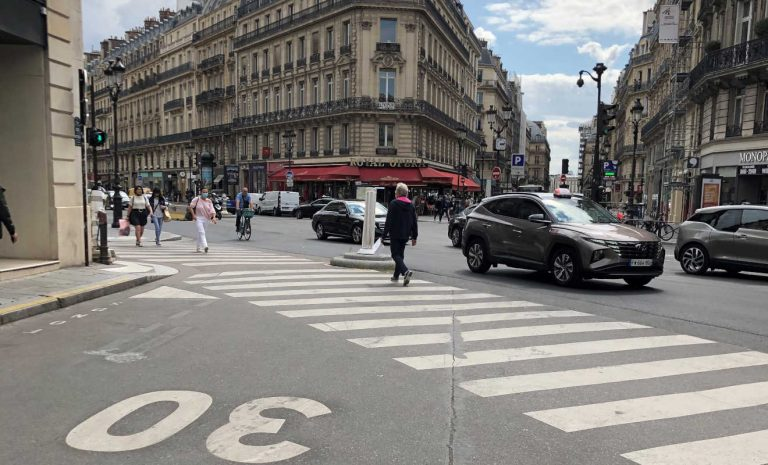 Paris probt Verkehrswende: Großflächig Tempo-30-Zonen