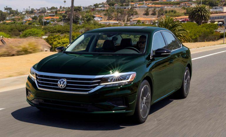 VW Passat nimmt 2022 Abschied vom US-Markt