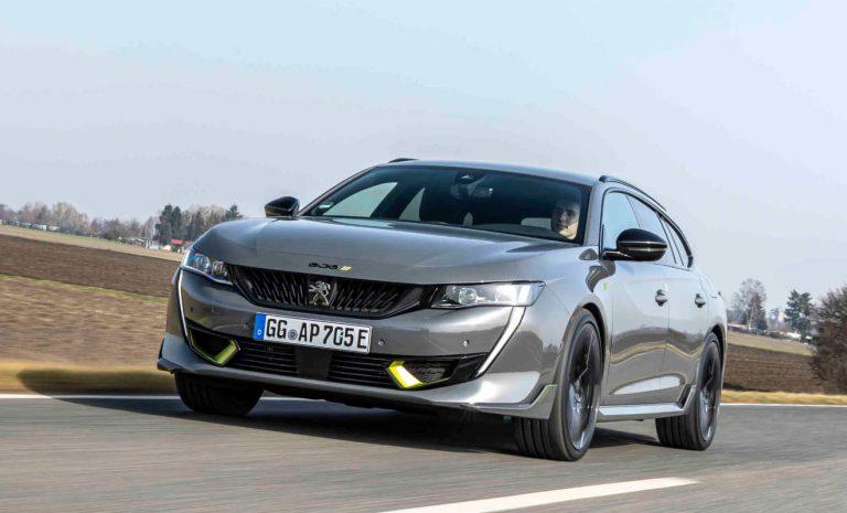 Peugeot 508 PSE: Hybridsportler erster Güte