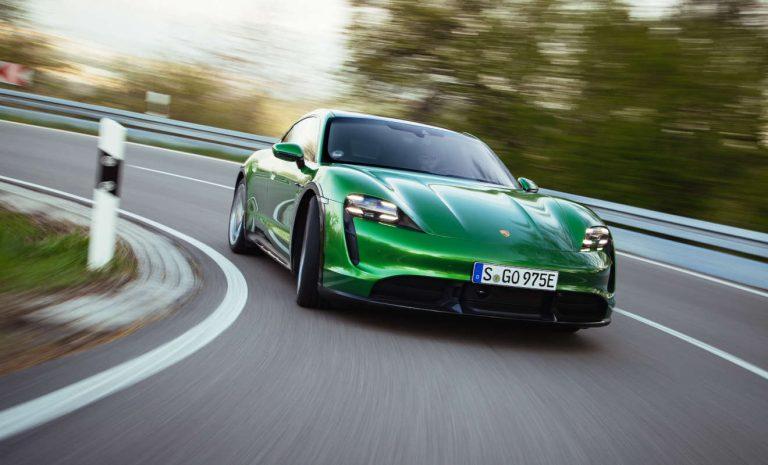 Porsche Taycan Cross Turismo: Große Klappe, viel dahinter