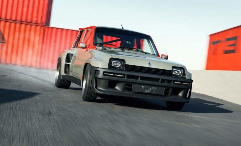 Renault 5 Turbo 3: Eine Ikone lebt als Restomod auf