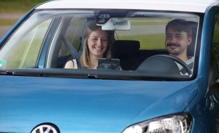 Trend-Tacho: Autofahrer geben sich gute Noten