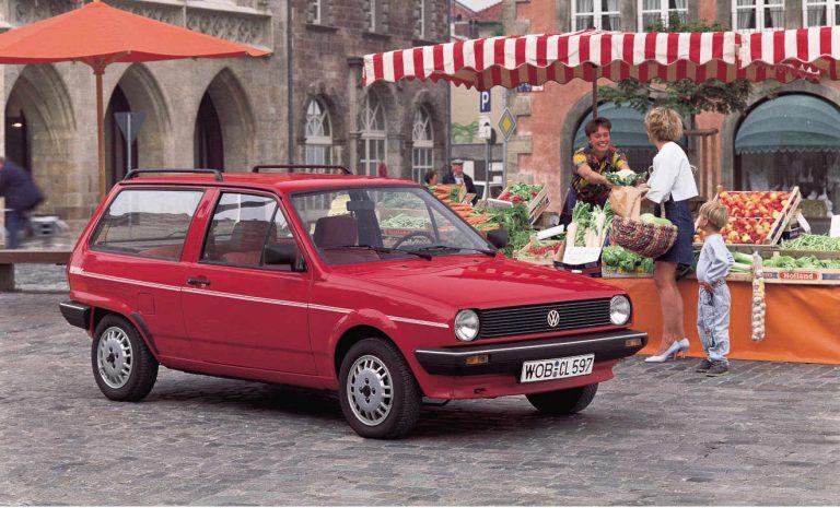 VW Polo II: Raffinierter Mix aus Vertrautem und Neuem