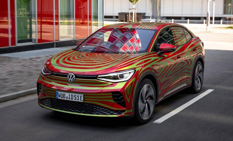 VW ID.5 GTX: Windschnittig zu mehr Reichweite