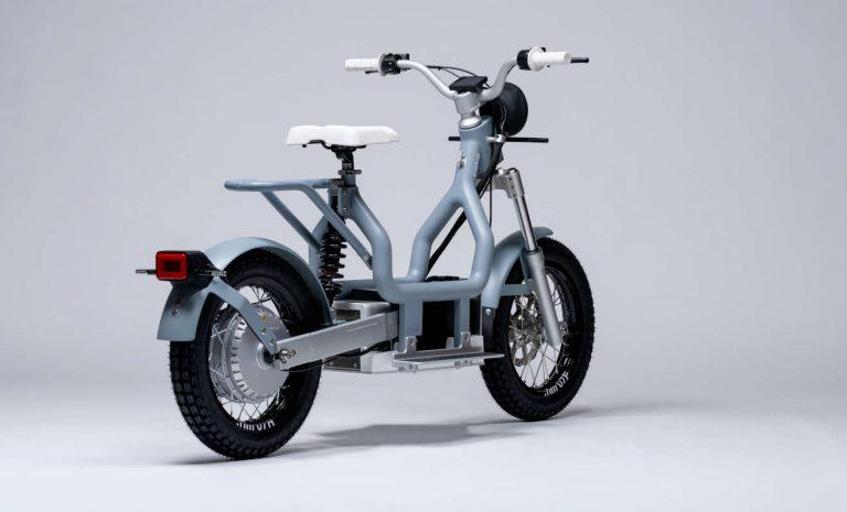 Cake Makka: Neues Elektro-Moped aus Schweden