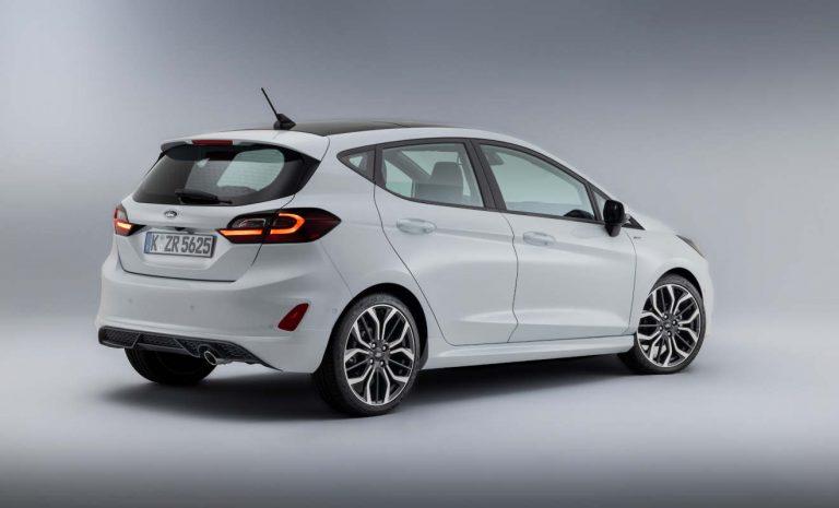 Neuer Ford Fiesta startet bei deutlich unter 15.000 Euro