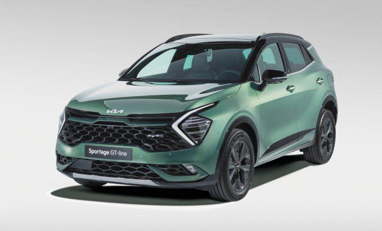 Kia Sportage: Neues Design, moderne Technik