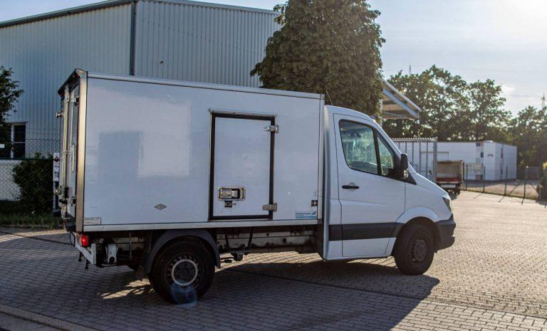 TÜV-Report: Kleintransporter leiden unter Paket-Boom
