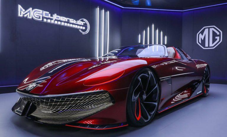 MG: Mit Strom statt Sportwagen Richtung Europa