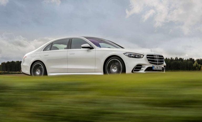 Mercedes S 500 L: Nah an der Perfektion