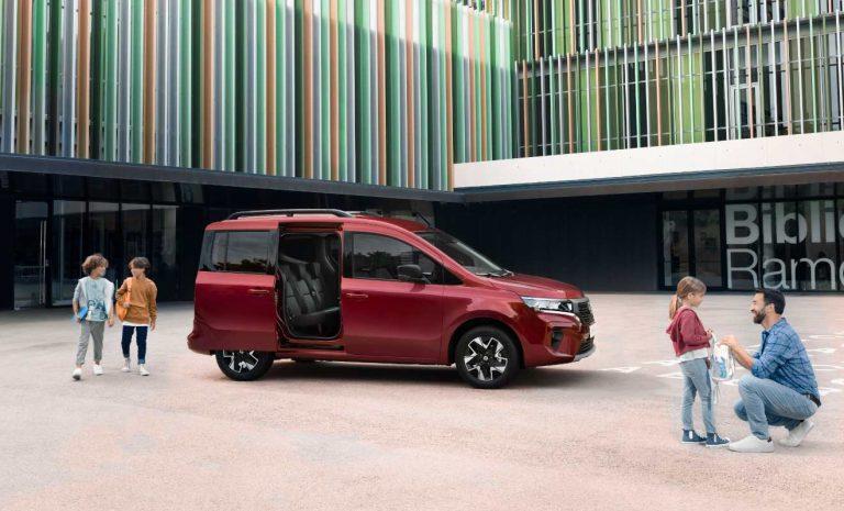 Nissan Townstar: Elektroantrieb als Option