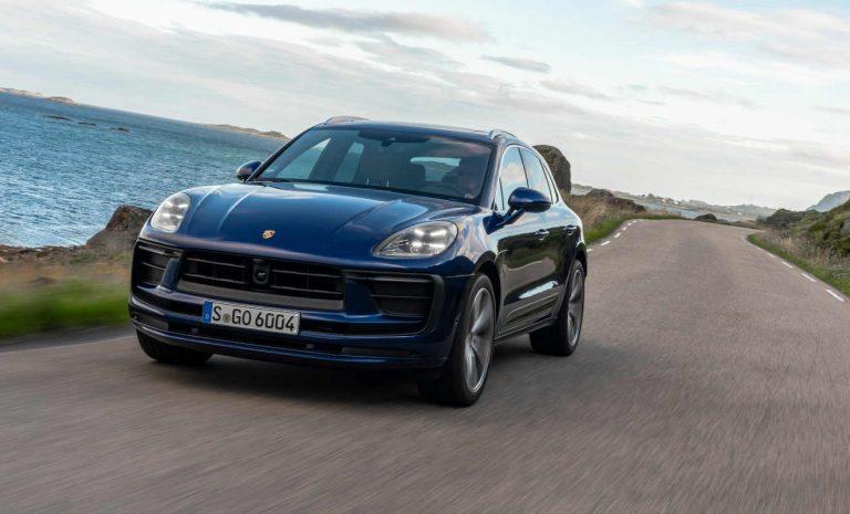Porsche Macan: Facelift für den Alleskönner