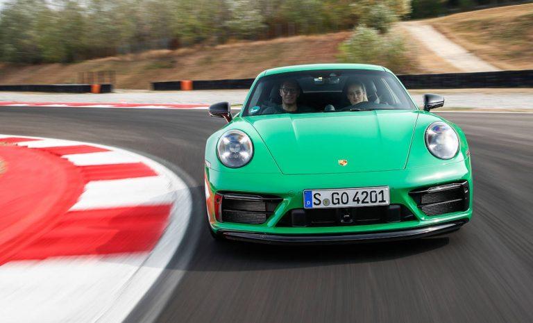 Porsche 911 GTS: Fast schon wie Motorsport