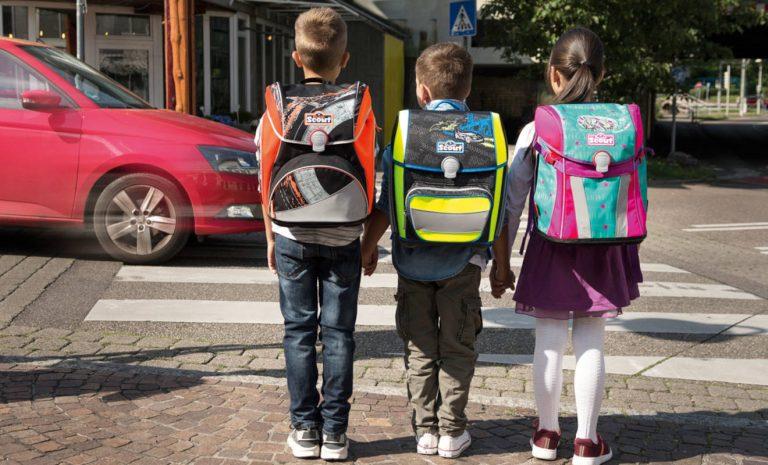 Corona-Effekt: Weniger Schule – weniger Unfälle