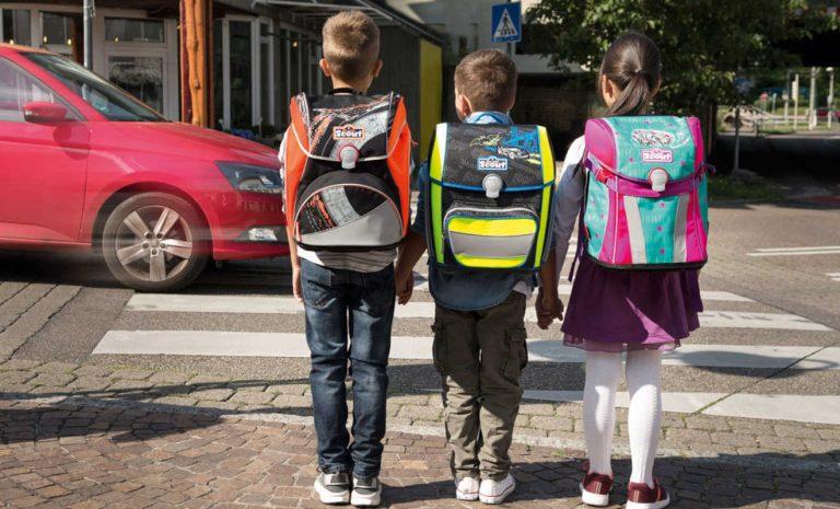 Elterntaxis verhindern verkehrsgerechtes Verhalten