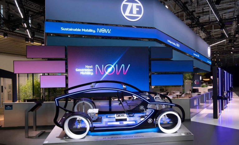 Zulieferer ZF sieht Zukunft für Plug-in-Hybride