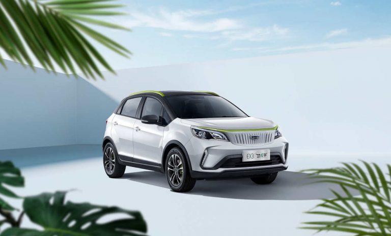 Geometry EX3: Ein Elektro-SUV für 7900 Euro