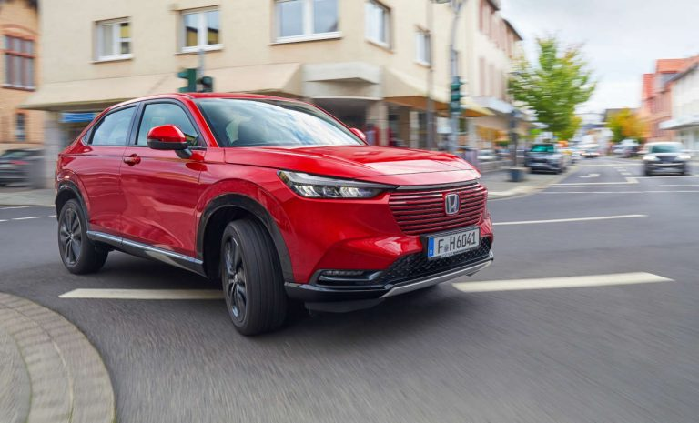 Honda HR-V e:HEV: Nichts für Dynamiker