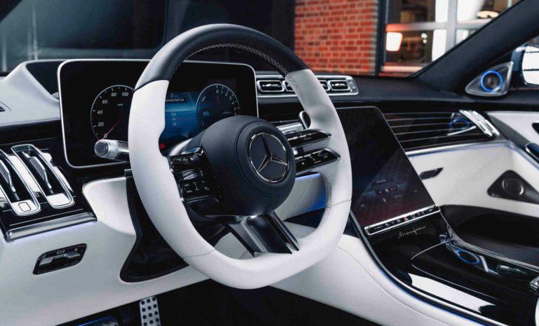 Mercedes Manufaktur: Individualisierung ist alles