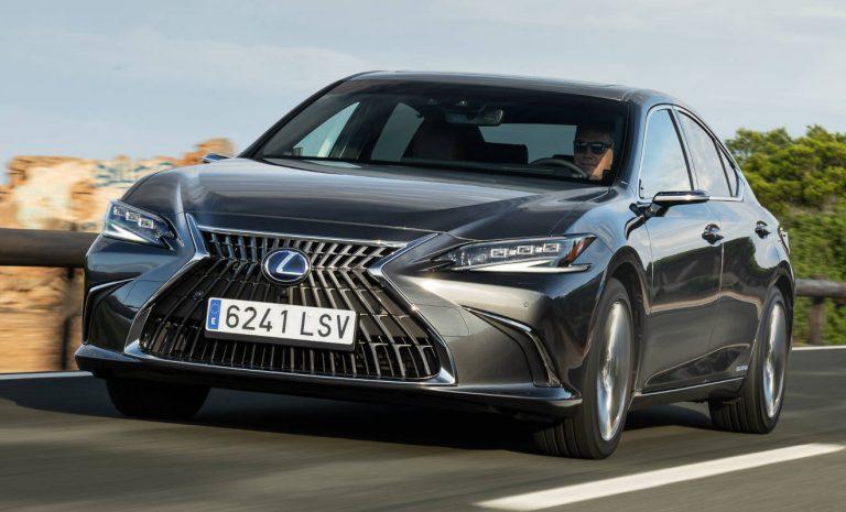 Lexus ES 300h: Der Reiz des Besonderen